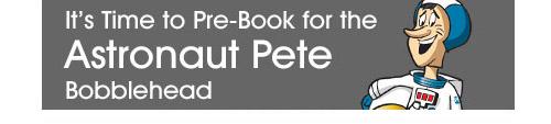 Astronaut Pete!